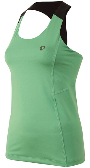 PEARL iZUMi Elite Escape Tank Women Green Spruce